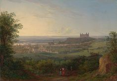 Bratislava, Oil On Canvas, Paintings, Art, Art Background, Paint, Painting Art, Kunst, Performing Arts