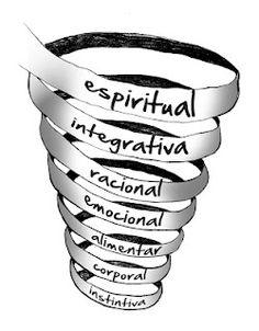 Os sete níveis de percepção da consciência