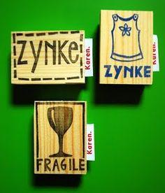 #stamp #stempel #zelfgemaakt #handcarvedstamp #handgesnedenstempel #zinkestamp @zinkestempel @fragilestamp @breekbaarstempel