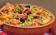 Sin dejar atrás nuestras tradiciones, un delicioso Ají de Fideo