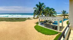 VRBO.com #797933 - Beachfront Bliss | Luxury Oceanfront Estate | 2 - 6 Bdrm Rates from $3100/wk