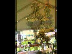 Katherine  Melton and Charlie Norton's wedding August 18, 2012 by   LeNae Denson, Cleveland the Florist