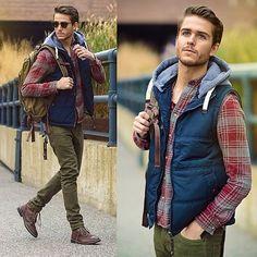 @Adam Gallagher | 22 Instagram Accounts Fashionistas Should Follow In 2014 | Raddest Men's Fashion Looks On The Internet: http://www.raddestlooks.org