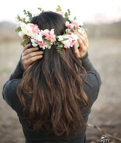 One City Owl Blog: 7 DIY Projects for Spring: Flower Crown