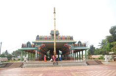 Sri Maddi Anjaneya Swamy Temple in Guravaigudem | west Godavari | Andhra Pradesh