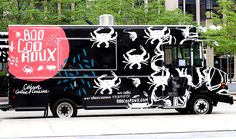 Boo Coo Roux, Cajun & Creole Cuisine Food Truck - Interview - Food Truck Wrap Design by Design Womb - Chicago, IL