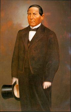 N. Vela. Retrato BJG, óleo s tela, Siglo XX. Recinto de Homenaje a Juárez. SHCP. Palacio Nacional