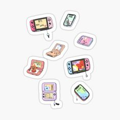 Bts stickers featuring millions of original designs created by independent artists. 4 sizes available. Pop Stickers, Wallpaper Stickers, Tumblr Stickers, Printable Stickers, Disney Wallpaper, Bts Wallpaper, School Labels, Bullet Journal Ideas Pages, Line Friends