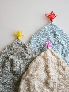 Newborn Tassel Hats - Have a new bundle of joy in your life? Keep their little ears nice and toasty with these Newborn Tassel Hats. The cute tassel on top is easily made by sewing a few loops of yarn at the point and cutting them to make the fun decoration. These are super easy quick knit hats as well, as they are knit in the round with the stockinette stitch. Of course, this means you will be able to crank out several of these precious baby knits in no time.