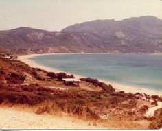 Greece - Aphionos Beach - Corfu... #Greece #Europe #Travel #Sunset #Sea