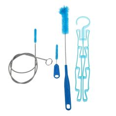 6.46$  Watch more here - http://ailw5.worlditems.win/all/product.php?id=Y0917 - Hydration Water Bladder Bag Cleaning Kit Tube Hose Sucker Brushes Drying Rack 4 in 1 Multifunction