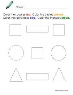 Shapes - Listen and color.gif 2,550×3,300 pixels