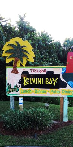 BIMINI BAY is a waterfront restaurant located in Jupiter FL.