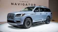 It might not have the gullwing doors or the triple-step step boards of the concept, but the 2018 Lincoln Navigator, revealed at the New York auto show on Wednesday, is still damn impressive. And in ...