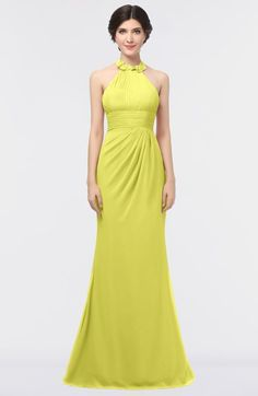 05725d01e696 10 Best pale yellow bridesmaid dresses images in 2017 | Yellow dress ...