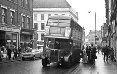 Woolwich New Road, 1978 Vintage London, Old London, Victorian London, London History, Local History, Rt Bus, London Bus, London Street, Old Pub