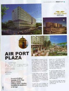 AIR PORT PLAZA CARTAGENA es el más reciente proyecto de AGS Promotora de proyectos en cabeza de Arturo Gomez Stevenson y Arturo Gomez Munevar.