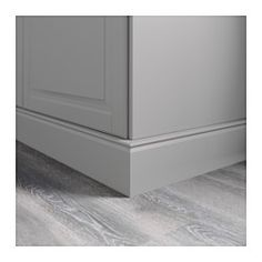 IKEA - BODBYN, Decorative plinth, You can complete the look of your kitchen, from top to bottom, by adding a toe kick to cover the gap between the floor and the base cabinets.25-year Limited Warranty. Read about the terms in the Limited Warranty brochure.