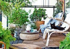 35 inspirujících tipů jak zabydlet malé balkony a terasy. Budete ohromeni a budete to tak chtít i vy! - HomeInCube