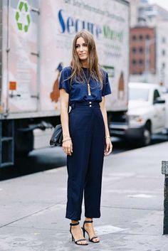 New York Fashion Week SS 2016....Georgia