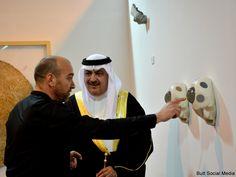 "Inaugurando+""+Views+""+con+el+príncipe+Shaikh+Rashid+Bin+Khalifa+Al+Khalifa"