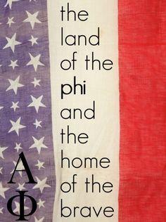Alpha Phi <3's America