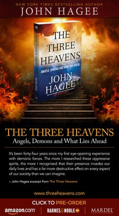 The Three Heavens Hebrew Prayers, John Hagee, Practice What You Preach, Happy Birth, Prayer Scriptures, Angels In Heaven, Heavens, Ny Times, Word Of God