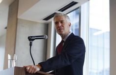 Judge Neil Gorsuch sits on the Denver-based 10th U.S. Circuit Court of Appeals.