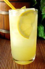 Recipe created by Todd Wilbur www.TopSecretRecipes.com. Need a simple cocktail for a hot day when the thought of lemonade makes your mouth water? Try this one. You start crafting this new signature blender drink by making lemon syrup from scratch from lemon juice, sugar and water. Track down some limoncello-an Italian Lemon liqueur-and Smirnoff citrus vodka. Now youre just a press of the blender button away from being refreshed. I borrowed a friends cookbook entitled Top Secret Restauran...