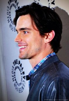 Matt Bomer, your smile sends me right up to the pearly gates
