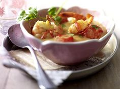 The best Thai prawn curry recipe you will ever find. Welcome to RecipesPlus, your premier destination for delicious and dreamy food inspiration. Thai Prawn Curry, Thai Yellow Curry, Curry Shrimp, Curry Recipes, Shrimp Recipes, Fish Recipes, Seafood Dinner, Fish And Seafood, Clean Eating