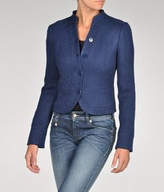Armani Jeans Jackets for Women