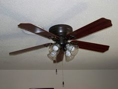 The Creative Chica: Ceiling Fan Redo