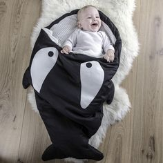 www.jilster.de Sooo süß! Sleeping bag, by Baby Bites