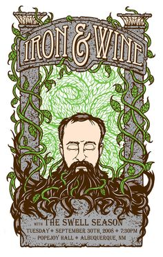 Iron and Wine by jonito ...