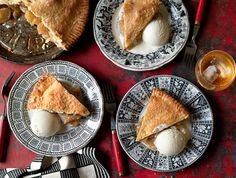 Classic apple pie - does it get any better than this?