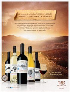 The Seeker Wine - Tony Yin