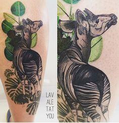LaVale tattoo