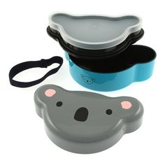 Koala Bento Box by Kotobuki Trading Co. // soooo kawaii, cute! #productdesign