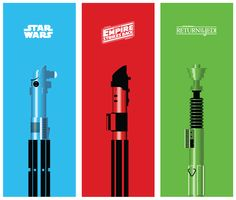 Lightsaber Series by Tony Gerber