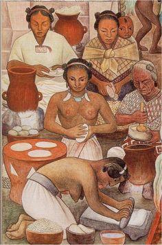 Un breve recorrido por la cocina prehispánica y novohispana: las estufas y los utensilios para cocinar | Historia de la Cocina y la Gastronomía