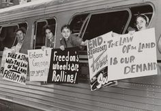 Attracting a diverse group of volunteers—the Freedom Rides of 1961 took the civil rights struggle out of the courtroom and onto the streets ...
