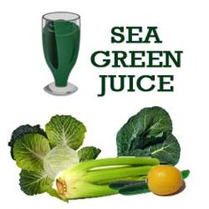 Sea Green Juice Recipe and other Cold Pressed Juice recipes on : http://ifocushealth.com/cold-pressed-juice-cleanse-does-it-really-work/