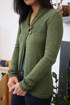 Lovely Larch sweater!