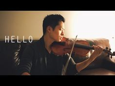 Hello - Adele - Violin Cover - Daniel Jang - YouTube