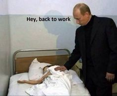 Post with 8949 votes and 12697 views. Tagged with , , , , ; Rare photo of Putin absorbing the life force of an innocent child Rare Images, Rare Pictures, Rare Photos, Best Funny Pictures, Funny Photos, Funny Rats, Very Funny Memes, 9gag Funny, Funny Shit