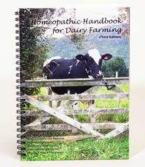 Homeopathy Handbook for Dairy Farmers (3rd Edition)