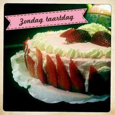 365•19 | Zondag taartdag... #kleingeluk