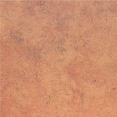 Πλακάκι Porcelanico σε χρώμα κεραμιδί 33,3x33,3cm