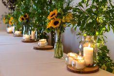 rustykalne dekoracje stołu - Szukaj w Google